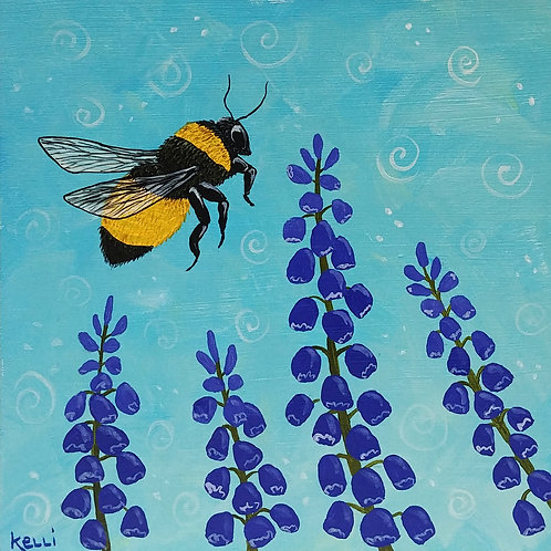 """""""Busy Bee 9"""""""