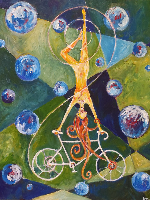 """""""Balance by Bicycle"""""""