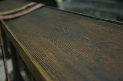 Da Vincis Demons Woodgraining