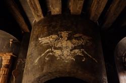 Da Vincis Demons Detail in Bedroom
