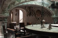 Da Vincis Demons Great Hall