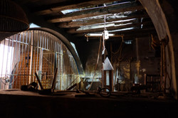 Da Vincis Demons Prison Cells