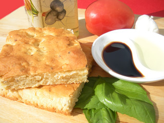 Craving Focaccia Bread & Pizza? Look no further!