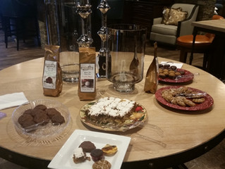 Savor More desserts at Mingle in Plymouth, MN