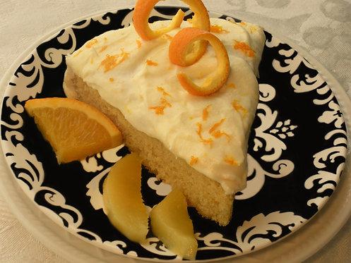 Orange Mango Cake