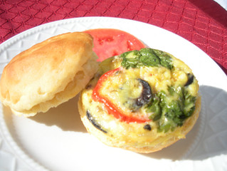 New Breakfast Recipes &  Coupon Offer!