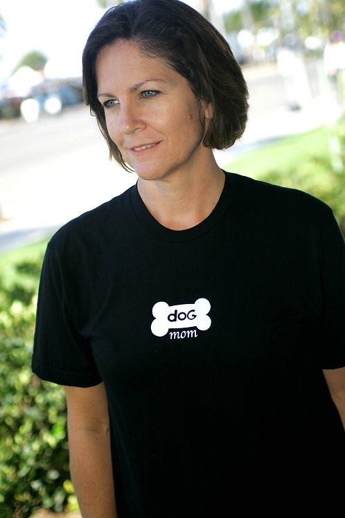 Dog Mom Unisex Tee Shirt