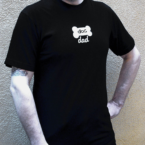 Dog Dad Mens Tee