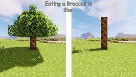 Because Broccoli is a TREE