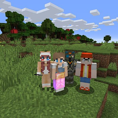 The Skylords of Minecraft
