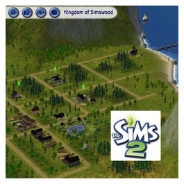 Sims 2 - Medievalized
