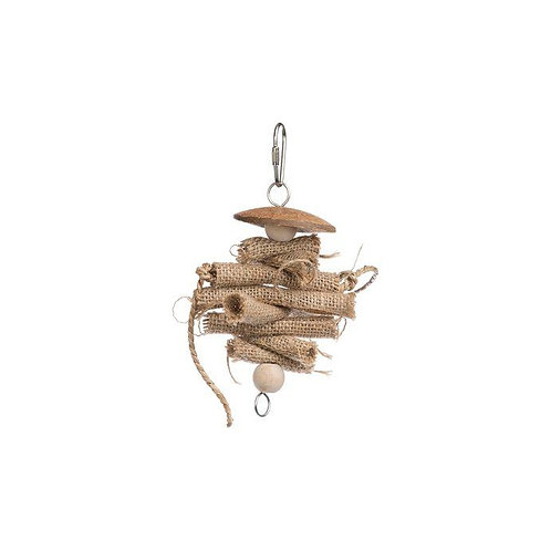 Prevue Rustic Rolls Small Bird Toy