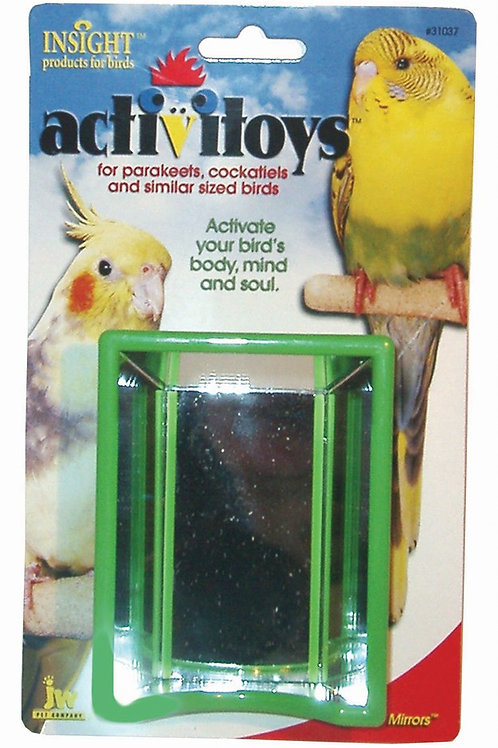JW Pet Activitoy Hall of Mirrors
