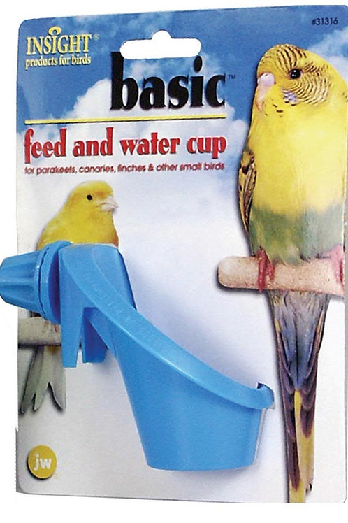 JW Pet Insight Basic feed and Water Cup