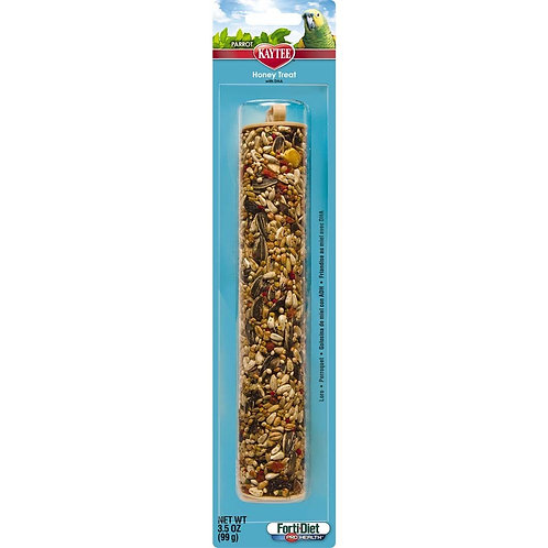 Kaytee Forti-Diet Pro Health Parrot Honey Stick 3.5oz