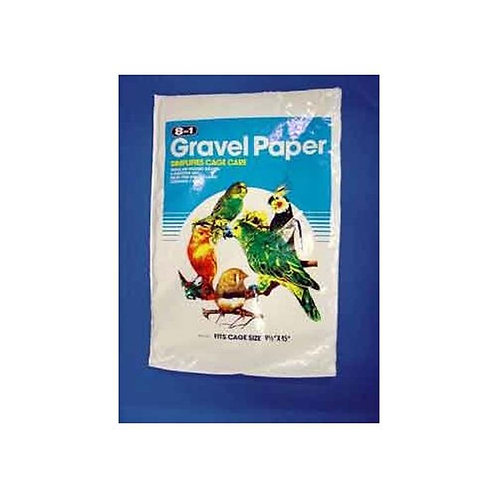 8 in 1 Ecotrition Gravel Paper 8.73x13.375in