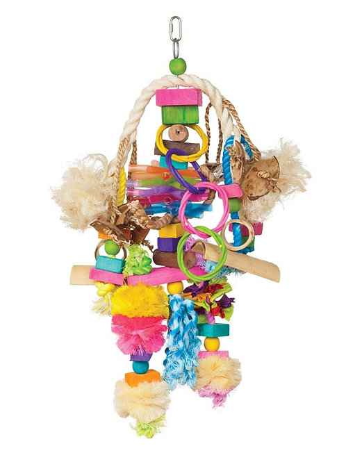 Prevue Pet Products Bodacious Bites Explosion Bird Toy