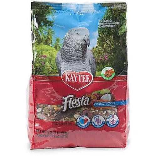 Kaytee Fiesta Parrot Food 25lb