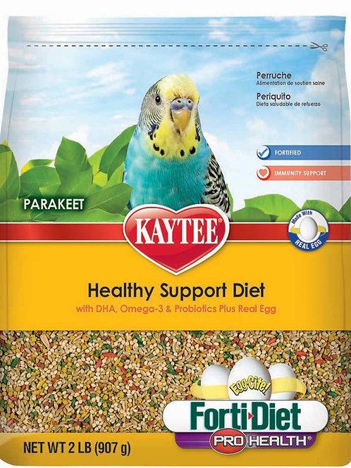 Kaytee Forti-Diet Pro Health Eggcite Parakeet 2lb