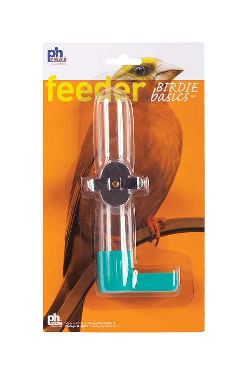 Prevue Pet Products Glass Fountain Feeder