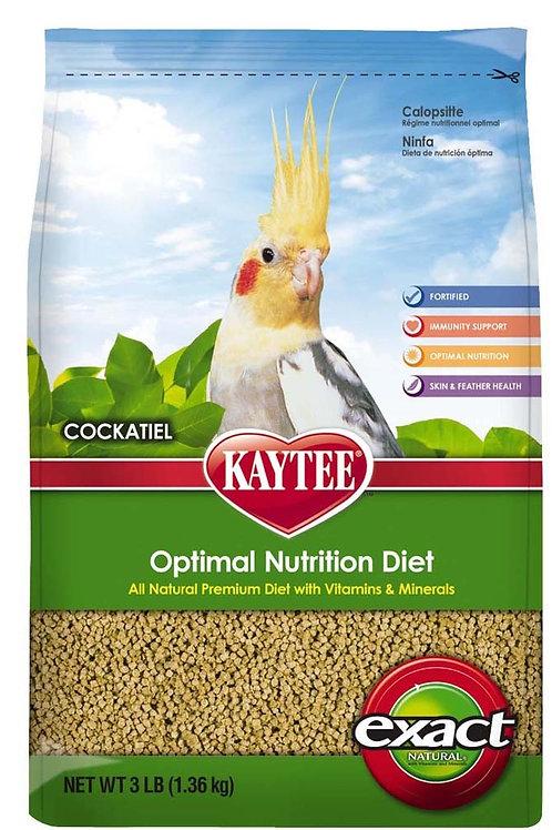 Kaytee Exact Cockatiel Natural 3lb