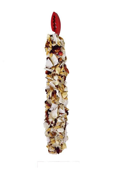 A&E Vitapol Smakers Chinchilla Treat Stick Coconut & Rose Petal 2pk