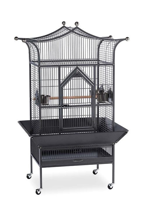 Prevue Pet Products Royalty Cage Black 27x21x59.5in