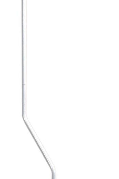 Prevue Pet Products Hanging Steel Cage Stand White 24x20x40