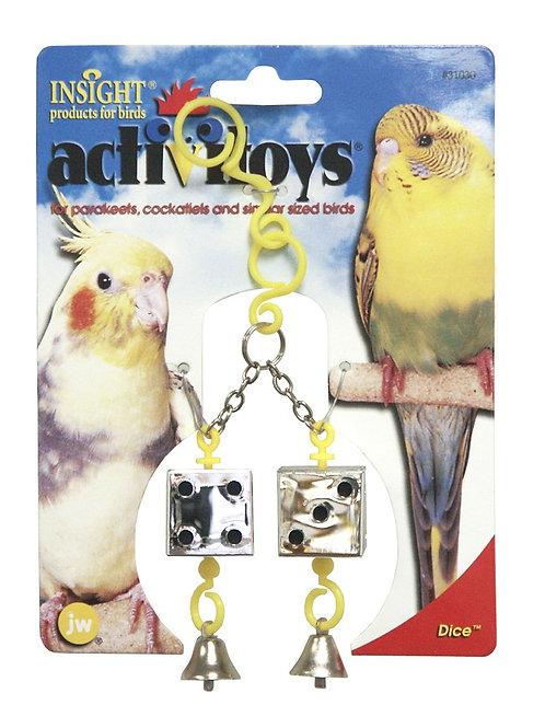 JW Pet Activitoy Dice Toy