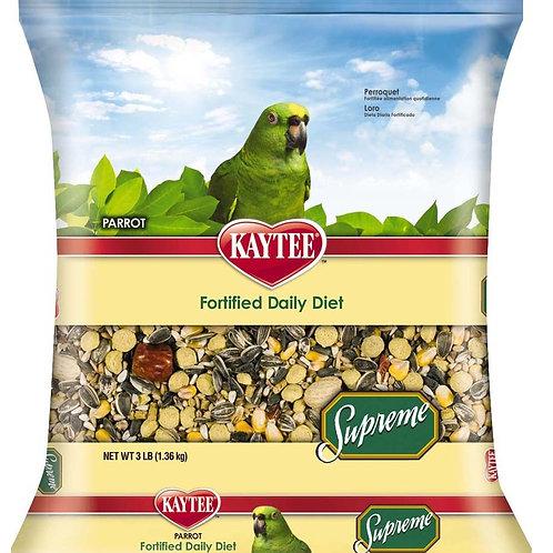 Kaytee Supreme Parrot 3lb