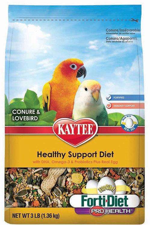 Kaytee Forti-Diet Pro Health Eggcite Conure 3lb