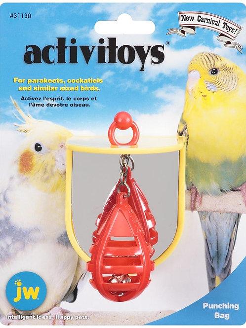 JW Pet Punching Bag Bird Toy