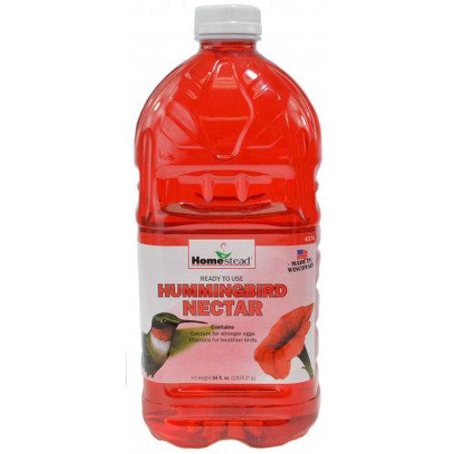 Homestead Hummingbird Red Ready to Use Liquid Nectar