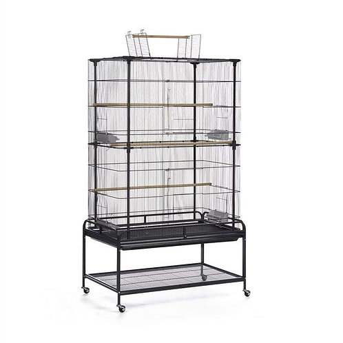 Prevue Playtop Flight Cage with Stand 37x23x63