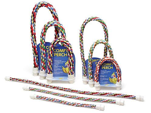 Booda Comfy Perch Multicolor Large 21in