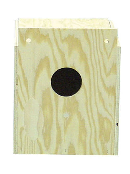 Bird Brainers Cockatiel Nesting Box External Mounting