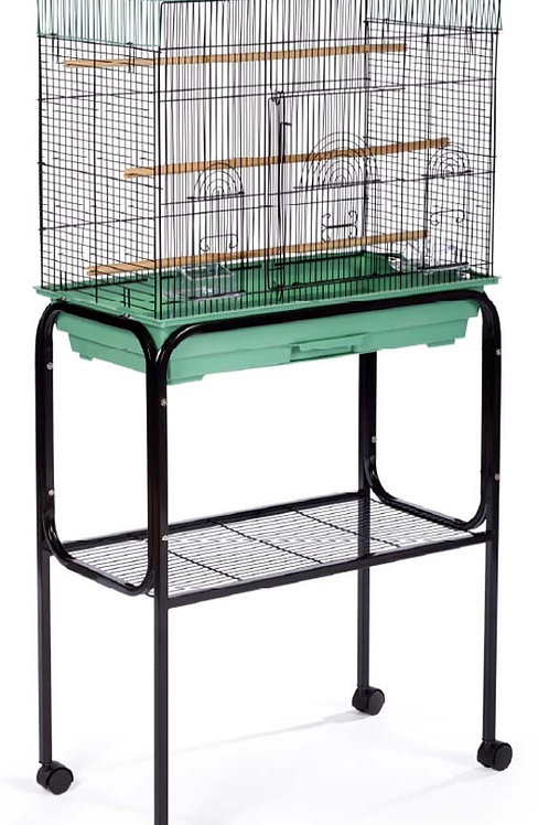 Prevue's Flight Cage Stand Black 26x14