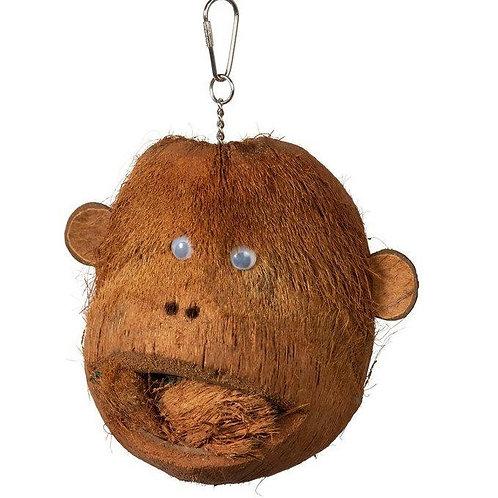 Prevue Naturals Coco Monkey Small/Medium Bird Toy