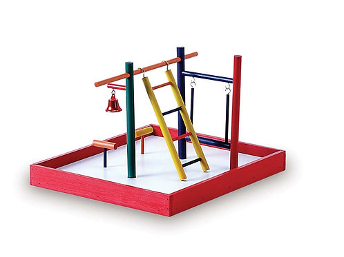 Prevue Pet Products Parakeet Park Playground