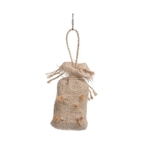 Prevue Pluckers Pouch Small Bird Toy