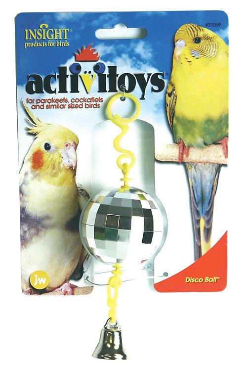 JW Pet Activitoy Disco Ball