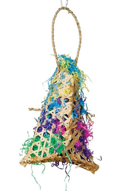 Prevue Pet Products Calypso Creations Fiesta Handbag Bird Toy