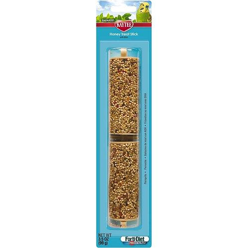 Kaytee Forti-Diet Pro Health Parakeet Honey Stick 3.5oz