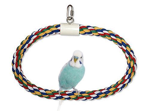 Booda Swing N Perch Ring Small