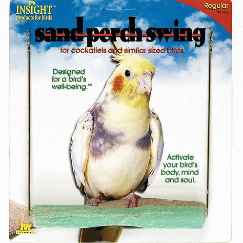 JW Pet Insight Sand Perch Swing Regular