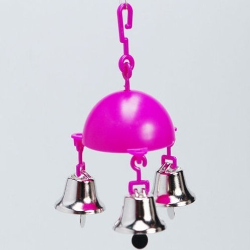 Vo-Toys 3 Bell Hanging Bird Toy