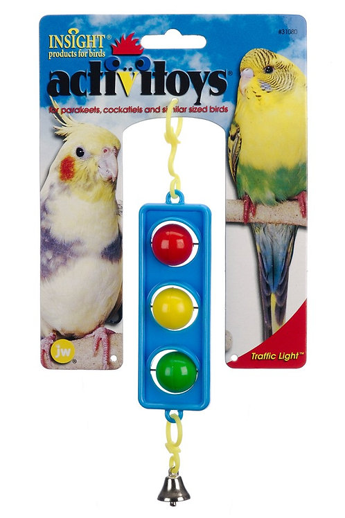 JW Pet Activitoy Traffic Light