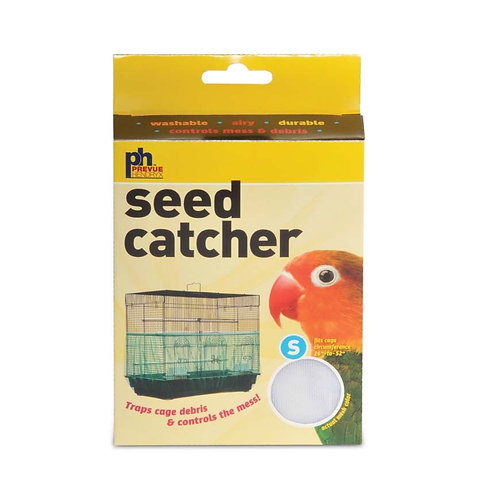 Prevue Pet Products Mesh Seed Catcher Small 7in High