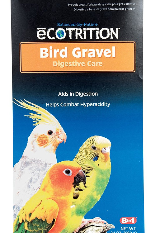 8 in 1 Ecotrition Bird Gravel Parakeet Cockatiels and Parrots 24oz