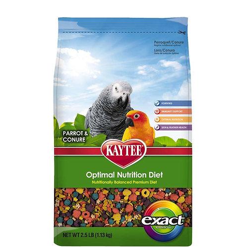 Kaytee Exact Parrot Rainbow 2.5lb